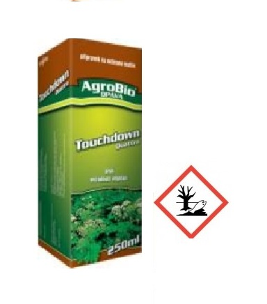 TOUCHDOWN QUATTRO 250 ml